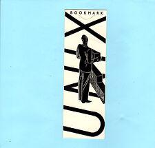 Vintage Bookmark Phoenix Book Company Unix Book Bookcase Bookshop Strand London