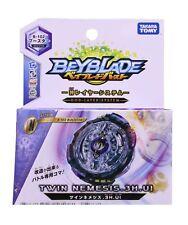 Takara Tomy Beyblade Burst Twin Nemesis .3H.UI USA B102 Attack Type