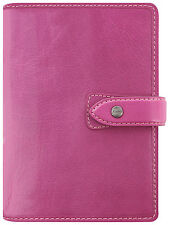 Filofax Malden Organiseur personnel rose fuschia Buffalo Leather Diary 026028