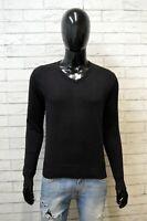 Maglione Uomo Ralph Lauren Taglia S Slim Cardigan Pullover Sweater Felpa Cotone