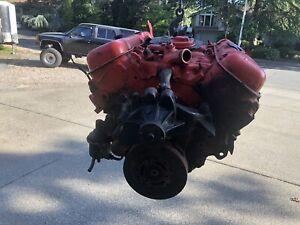 1970 454 3963512 Complete Engine Chevelle Camaro Corvette