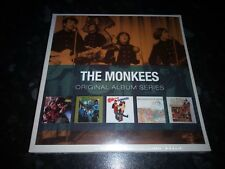 THE MONKEES - ORIGINAL ALBUM SERIES 5 CD SET 2009 WARNER NEW SEALED