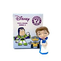 Funko Mystery Minis Disney SDCC Exclusive Belle Beauty Blue Dress Eyes Closed