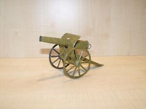 9374) Ungemarkt - Erbsenkanone - Blech - L. 18 cm - ansehen