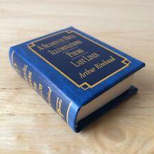 Del Prado Miniature Classics Book - Arthur Rimbaud - A Season In Hell, Poems etc