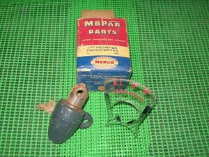 1949 50 51 52 53 54 Dodge NOS MoPar Gyro-Matic GEARSHIFT LEVER INDICATOR PACKAGE