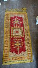 Tapis ancien du Maroc en laine