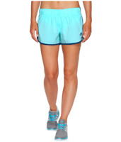 NWT Adidas M10 Woven ICON Shorts Womens S M L XL Turquoise Running ClimaLite NEW