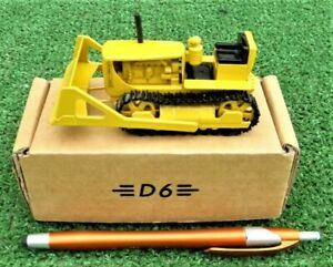 1/4 Doepke Caterpillar D6 Cat Model Toys CCM Classic Construction Models