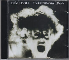 Devil Doll - The Girl Who Was... Death CD