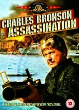 ASSASSINATION (DVD) Charles Bronson Jill Ireland Peter Hunt (Rare Region 2)