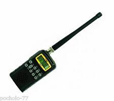 SCANNER UNIDEN RX5 VHF ENTRE 25 UND 174 MHZ 200 KANÄLE BAND LUFTFAHRT RX5