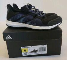 ADIDAS Gymbreaker Women's Training Shoes, Black, Size 6
