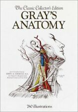 Grays' Anatomy: The Classic Collectors Edition by Gray, Henry Paperback Book The