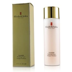 Elizabeth Arden Ceramide Purifying Toner 200ml6.7oz Womens Skin Care