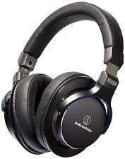 Audio-Technica ATH-MSR7BK Over-Ear High-Resolution Audio Headphones (Black)