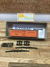 Accurail HO Scale New York Despatch NYDX 8050 Wood Reefer  Partially Built M-1