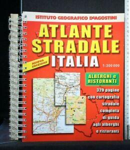 ATLANTE STRADALE ITALIA. AA.VV. De Agostini.