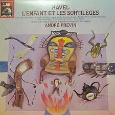 Ravel(Vinyl LP)L'Enfant Et Les Sortileges-HMV-ASD 4167-UK-Ex/NM