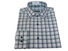 Jeff Banks Cotton Machine Washable Formal Shirts for Men