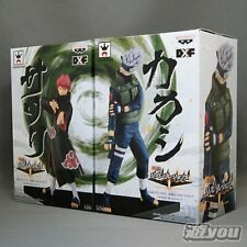 Naruto Shippuden DXF figures Shinobi Relations 4 whole set of 2 Banpresto p