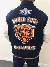 Super Bowl XX Champions - Limited Edition Bears Varsity Jacket - NFL - Vintage