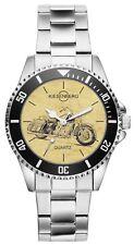 Geschenk für Harley Davidson Road King Fahrer Motorrad Fans Kiesenberg Uhr 20412