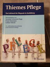 THIEMEs Pflege Lehrbuch Ausbildung Schewior-Popp Fachbuch Große Ausgabe Ullrich
