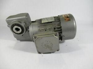 Nord 0.33HP 1710RPM 230/460V 071 TEFC 3PH C/W Gear Reducer 60:1 Ratio ! WOW !