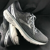 Brooks Men's Ghost 11 Black/Pearl/Oyster Running Shoes US Size 11 Med 45 EUR