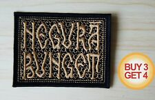 NEGURA BUNGET GD PATCH BUY3GET4,DRUDKH,WINDIR,AGALLOCH,ENSLAVED,FOLK BLACK METAL