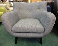 Fabric Vintage/Retro Armchairs