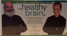 The Healthy Brain Kit : Clinically Proven Tools to Boost Your Memory, Sharpen...