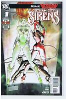 Gotham City Sirens # 1 NM DC Harley Quinn Catwoman Poison Ivy Cover 2009