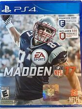 Madden NFL 17 (PS4) Bonus 500 Ultimate Team Points Brand New sealed ships FAST