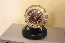 VINTAGE CLOCK WATCH MAJAK MADE IN U.S.S.R. 1950'S  IN WORKING CONDITION
