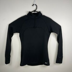 Under Armour All Season Gear Fitted Size M Black