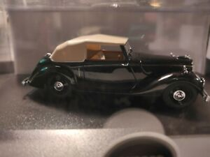 Oxford Diecast - Armstrong Siddeley Hurricane Closed 1:43 (072)