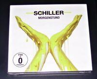 SCHILLER MORGENSTUND DELUXE EDITION IM DIGIPAK CD + BLU EAY NEU & OVP