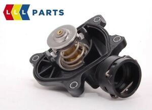 NEW GENUINE BMW 1.8 2.0 2.5 3.0 DIESEL ENGINE COOLANT THERMOSTAT WITH HOUSING