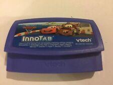 VTECH InnoTAB 1 2 3 GAME CARTRIDGE ONLY DISNEY PIXAR CARS 2 / II