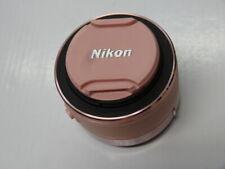 Genuine Nikon 1 NIKKOR VR 10-30mm f/3.5-5.6 Lens #3300 PINK for One 1 J1 J2 J3