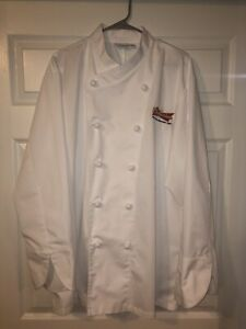 Limited Edition Budweiser Chef Works Coat Jacket & Apron Grant's Farm