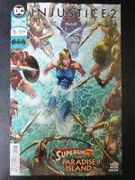 Injustice 2 #15 - February 2018 - DC Comic # 5I61