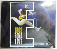 EROS RAMAZZOTTI ROMA LIVE 2 DVD  NUOVO
