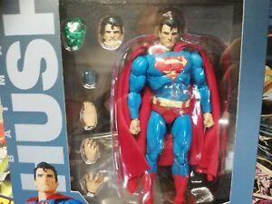 Superman Hush (Mafex Medicom)