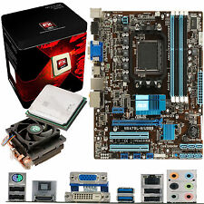 AMD X8 Core FX-8320 3.5Ghz & ASUS M5A78L-M USB3 - Board & CPU Bundle