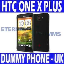 BRAND NEW HTC ONE X PLUS DUMMY DISPLAY PHONE - BLACK - UK SELLER