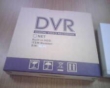 DVR 4 PORT AV DIGITAL MOTION DETECTION RECORD+TIME DATE