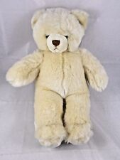 "Build A Bear Workshop Tan Teddy Bear Plush 12"" Babw"